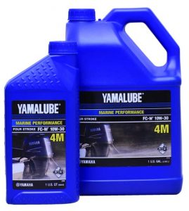 4M 10W30 FC-W® Mineral (4 Stroke) Outboard Engine Oil