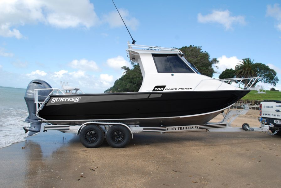 2020 Surtees 700 Gamefisher Enclosed