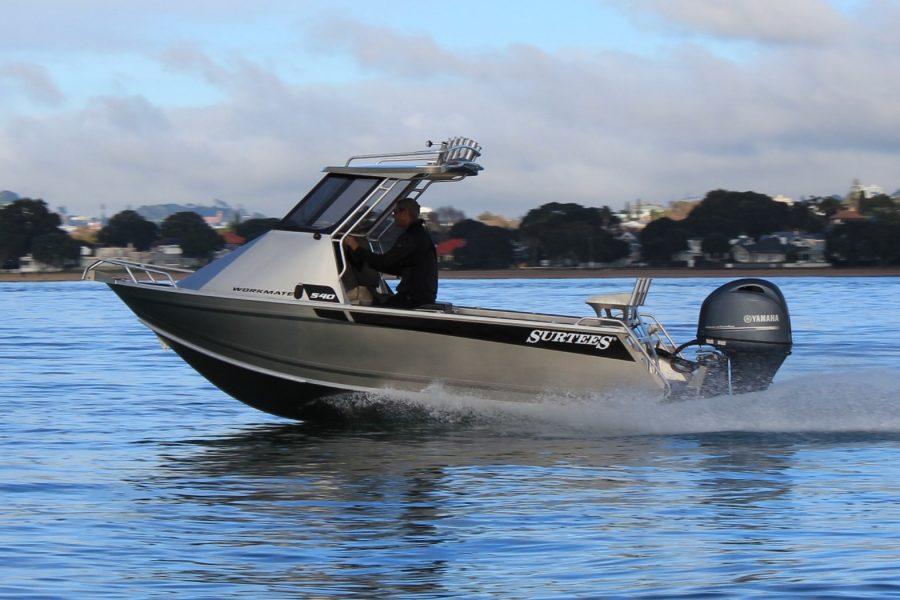 Surtees 540 Workmate Hardtop 2020 Base Spec