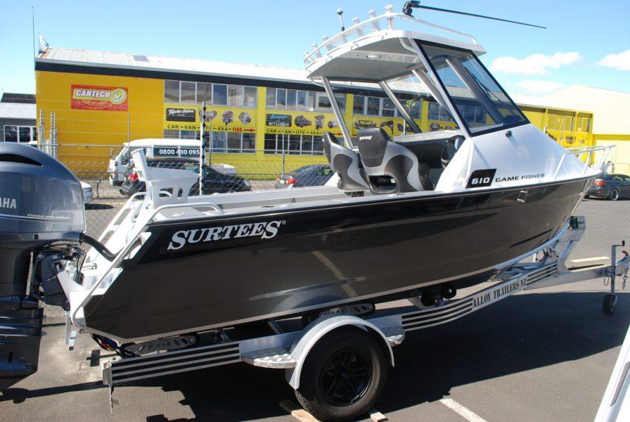 Surtees 610 Gamefisher