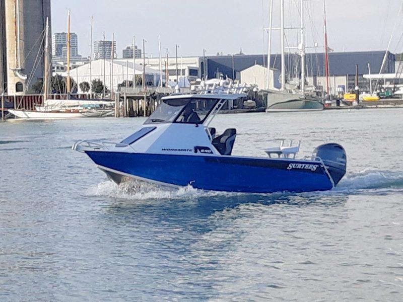 Surtees 540 Workmate Hardtop 2020