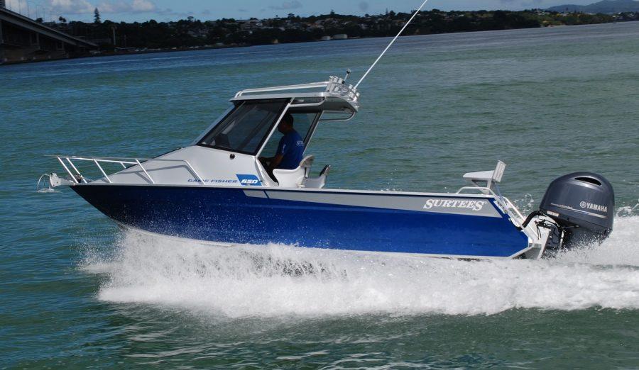 Surtees 650 Gamefisher Base Spec