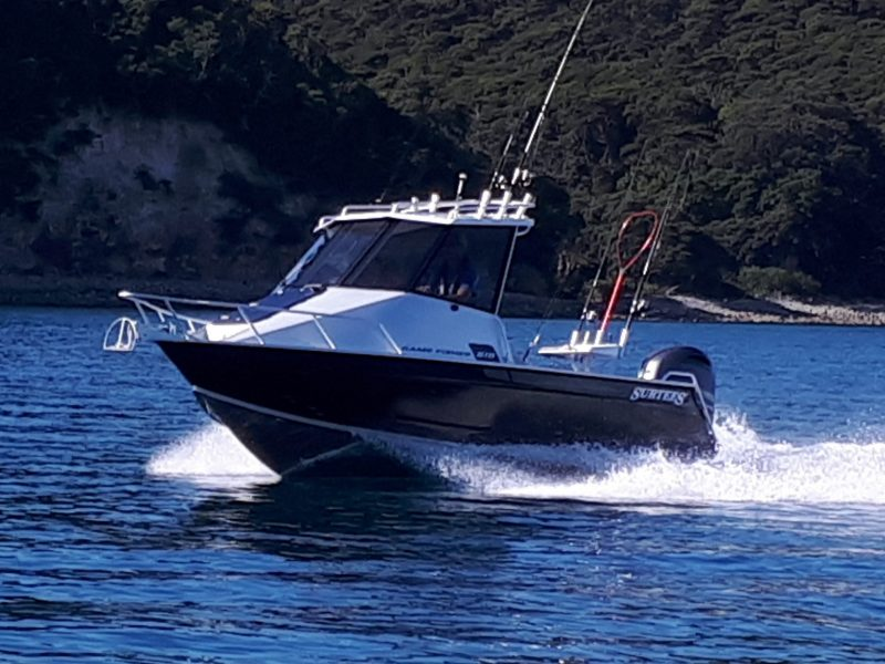 Surtees 610 Gamefisher 2021