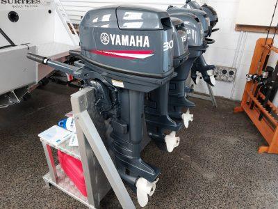 *SOLD* Yamaha 30HMH 30hp 2-Stroke $5090